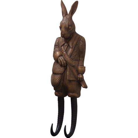 novelty hooks rabbit coat hook novelty coat hook key hooks