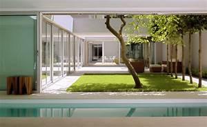 Atrium Bungalow Grundrisse : atriumhaus in m nchen harlaching muenchenarchitektur ~ Bigdaddyawards.com Haus und Dekorationen