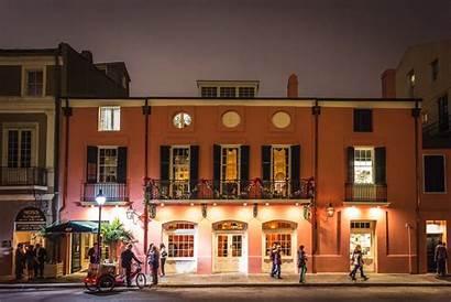 Orleans Restaurant Brennans Exterior Brennan Orlean French