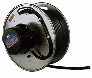 Enrouleur De Cable Electrique : enrouleurs a tambour ouvert ~ Edinachiropracticcenter.com Idées de Décoration