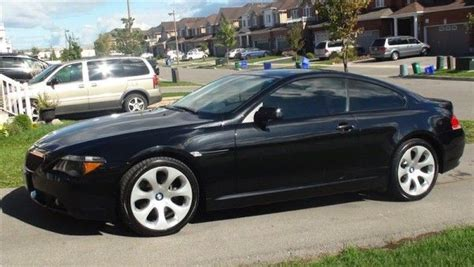2004 Bmw 645ci Coupe For Sale Vehicles From Maple Ontario