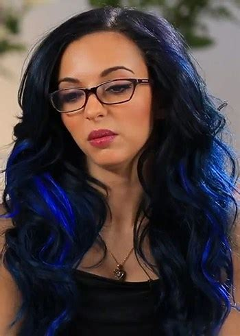 Blue Black And Hair by Black And Blue Hairstyles Definitely Not For The Faint