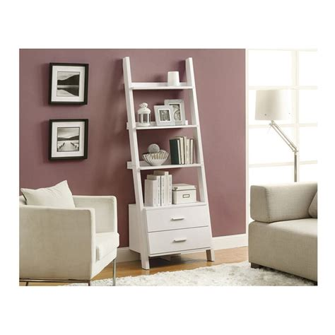 white bookcase with drawers top 22 ladder bookcase and bookshelf collection for your