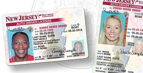 The New Nj Driver's License Program