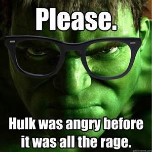 Incredible Hulk Memes