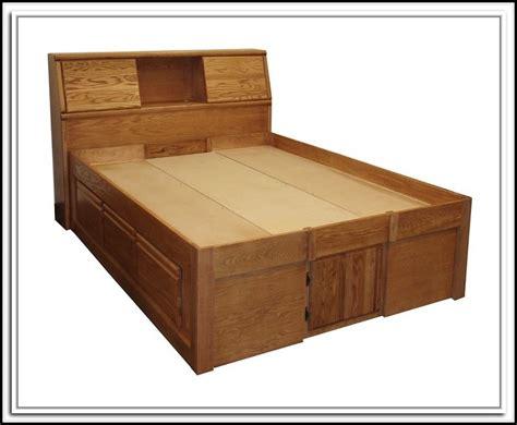 King Size Platform Bed Plans Elegant Diy King Size, King