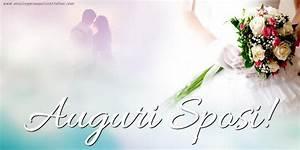 Cartoline Di Matrimonio Auguri Sposi