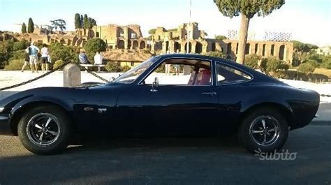 70 Opel Gt by Sold Opel Gt Anni 70 Used Cars For Sale