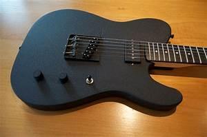 Harley Davidson Black | Liquid Metal Guitars