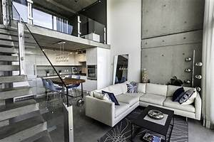 Modern Penthouse In Vancouver