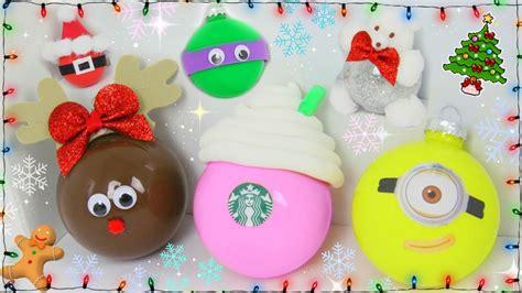 diy easy christmas tree ornaments christmas tree decor