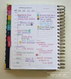 25 best ideas about simplified planner on emily ley planner and planner tips