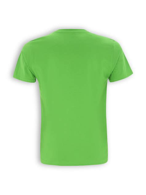 T Shirt Tshirt Green Light classic t shirt earthpositive in light green mr