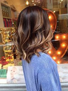 Natural Hair Color Chart 35 Balayage Styles And Color Ideas For Short Hair Part 5