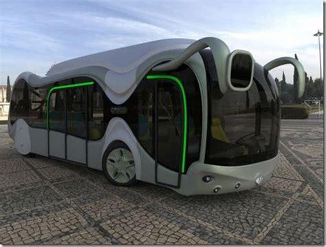 concept bus delnevis the cool concept of future bus