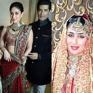 Here's your first look at Kareena Kapoor's wedding outfits ...