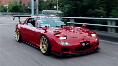 Tuned Mazda RX7 | Fast Car