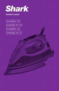 Shark Iron Gi468cn 10 User Guide