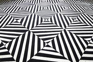 unusual black and white geometric striped rug design With inspiration ideas for black and white rug