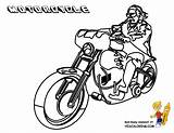 Motorcycle Coloring Pages Motorbike Rider Drawing Simple Draw Motor Colouring Boys Yescoloring Popular Getdrawings Magnificent Coloringhome sketch template