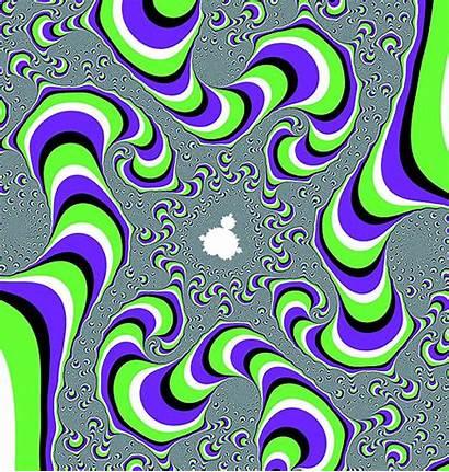 Trippy Acid Gifs Animated Giphy Eye Illusion