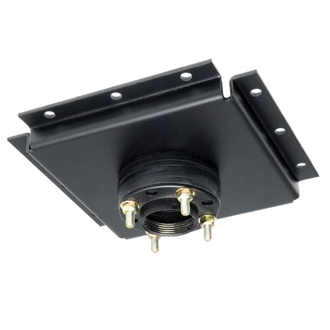 peerless structural ceiling plate with stress decoupler dcs200
