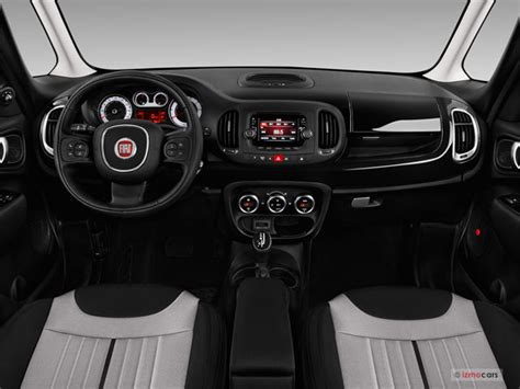 Fiat Interior Photos by Fiat 500l Prices Reviews And Pictures U S News World