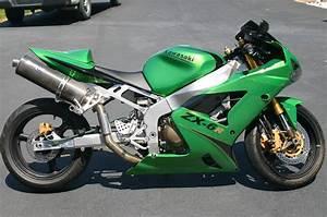 2002 Kawasaki Ninja Zx-6 R  Pics  Specs And Information