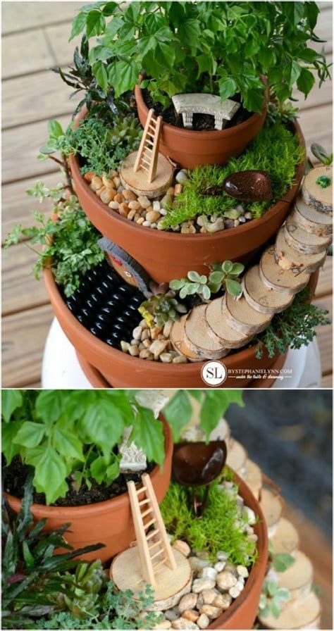 Magical Diy Fairy Gardens That Add Wonder Your Home
