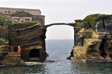Gaiola Bridge Naples Italy Photography Id 34482