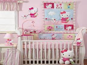 Hello Kitty Baby Girl Nursery