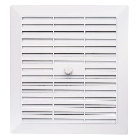 nutone replacement grille for 686 bath exhaust fan g686n