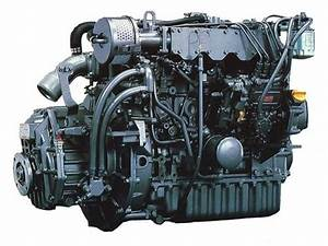 Yanmar Marine Diesel Engine 4jh2e 4jh2