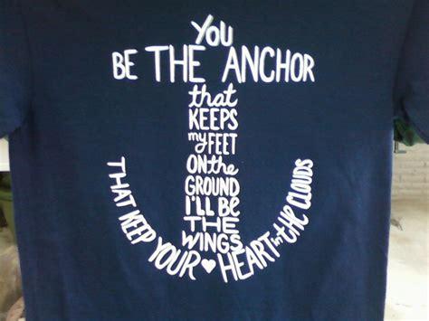 anchor short sleeve t shirt mayday from jordanscanvas