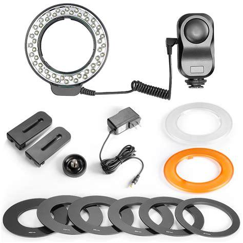 best ring light bestlight 48 led rechargeable macro ring