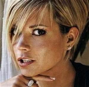 Coupe Courte Pour Visage Rond : coiffure femme visage rond ~ Melissatoandfro.com Idées de Décoration