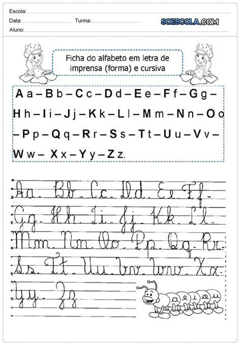 atividades de caligrafia para imprimir educa 231 227 o e transforma 231 227 o