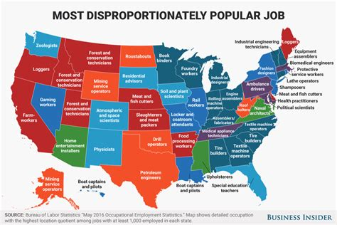 statistics bureau usa disproportionately popular in every state map