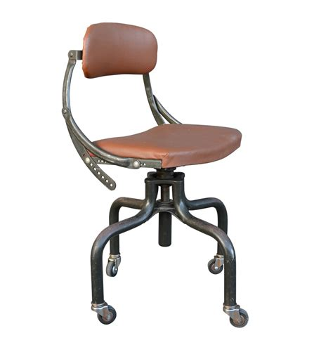 Office Chairs Industrial by Industrial Do More Office Chair C1940 Rejuvenation