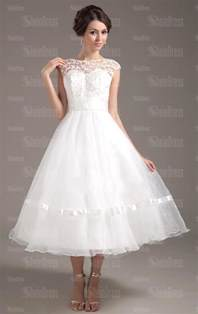 brautkleider princess cheap gown princess tea length wedding dress hsnal0521 sheindressau