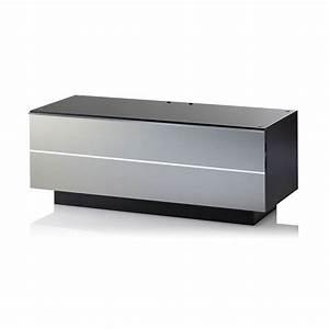 Meuble Tv Rangement : ultimate g s 110 inox meuble tv ultimate sur ldlc ~ Teatrodelosmanantiales.com Idées de Décoration