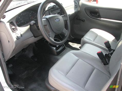 ford ranger xl interior flint gray interior 2004 ford ranger xl regular cab photo 39838513 gtcarlot