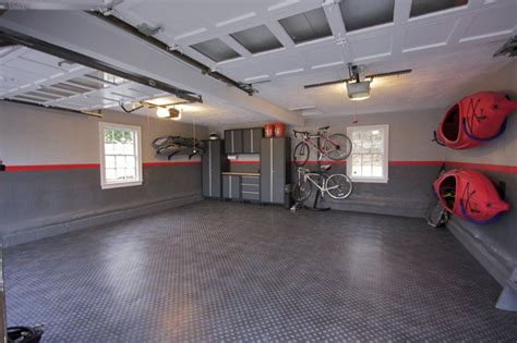 Wandpaneele Garage by Awesome Garages Workshops Awesome Garage Renovation