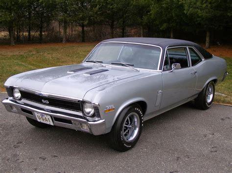1970 Chevrolet Nova Ss 2-door Coupe