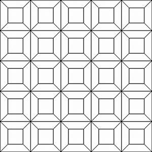 tessellations to color worksheets With tessellating shapes templates