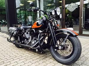 Harley Custom Bike Gebraucht : harley davidson koblenz flsts springer classic vintage ~ Kayakingforconservation.com Haus und Dekorationen