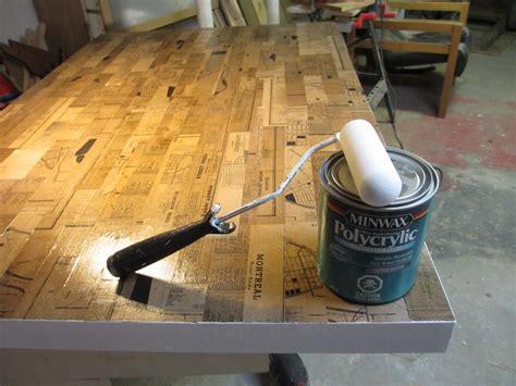 transformer une table de cuisine comment transformer un giman en table le de