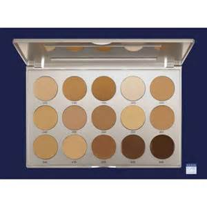 special effects makeup schools in kryolan hd micro foundation palette 15 shades