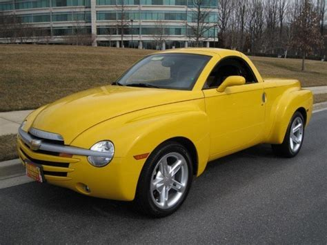 2003 Chevrolet Ssr  2003 Chevrolet Ssr For Sale To