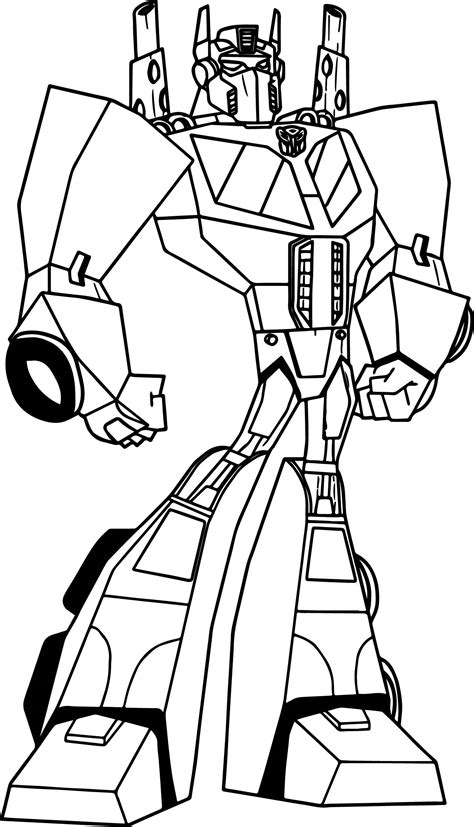 transformers coloring pages   transformers